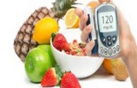 סוכרת – המלצות תזונתיות